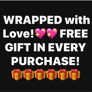 🎁FREE GIFT EACH PURCHASE🎁